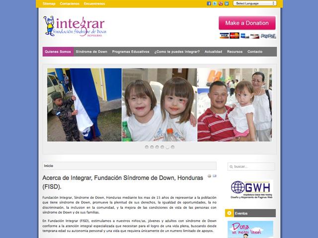 Fundación Integrar Sindrome de Down