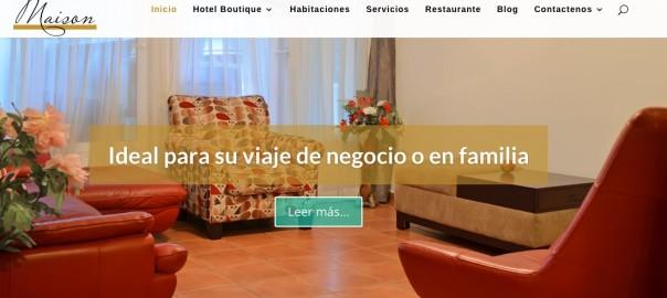 maison hotel boutique